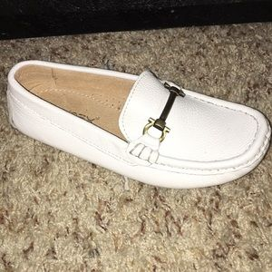 Other - Leather Loafer Slip on